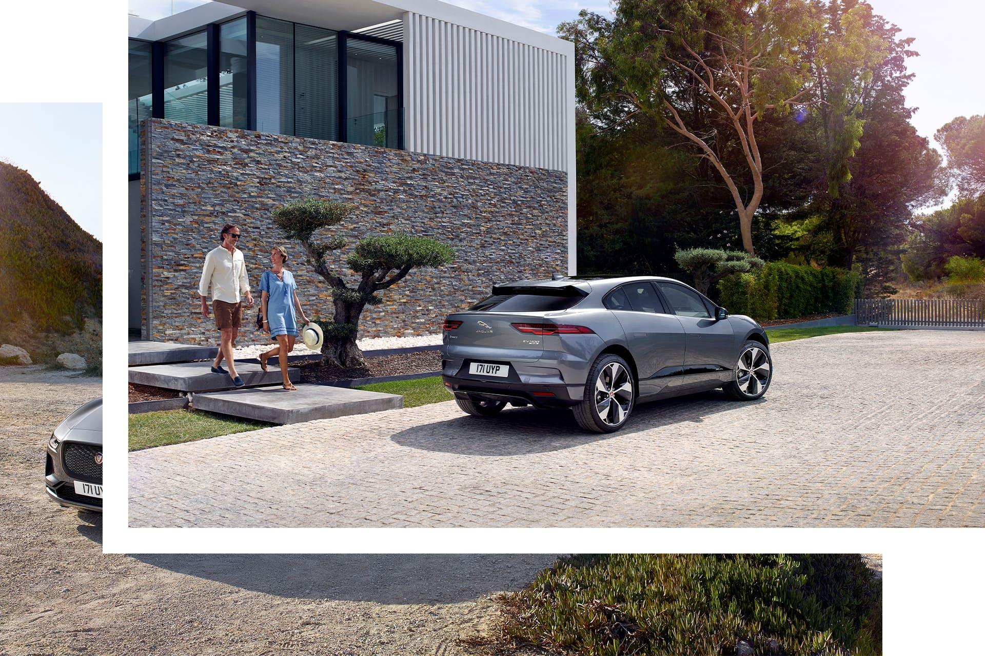 ennoo | Blog | Jaguar I-PACE | Rakete auf Rädern