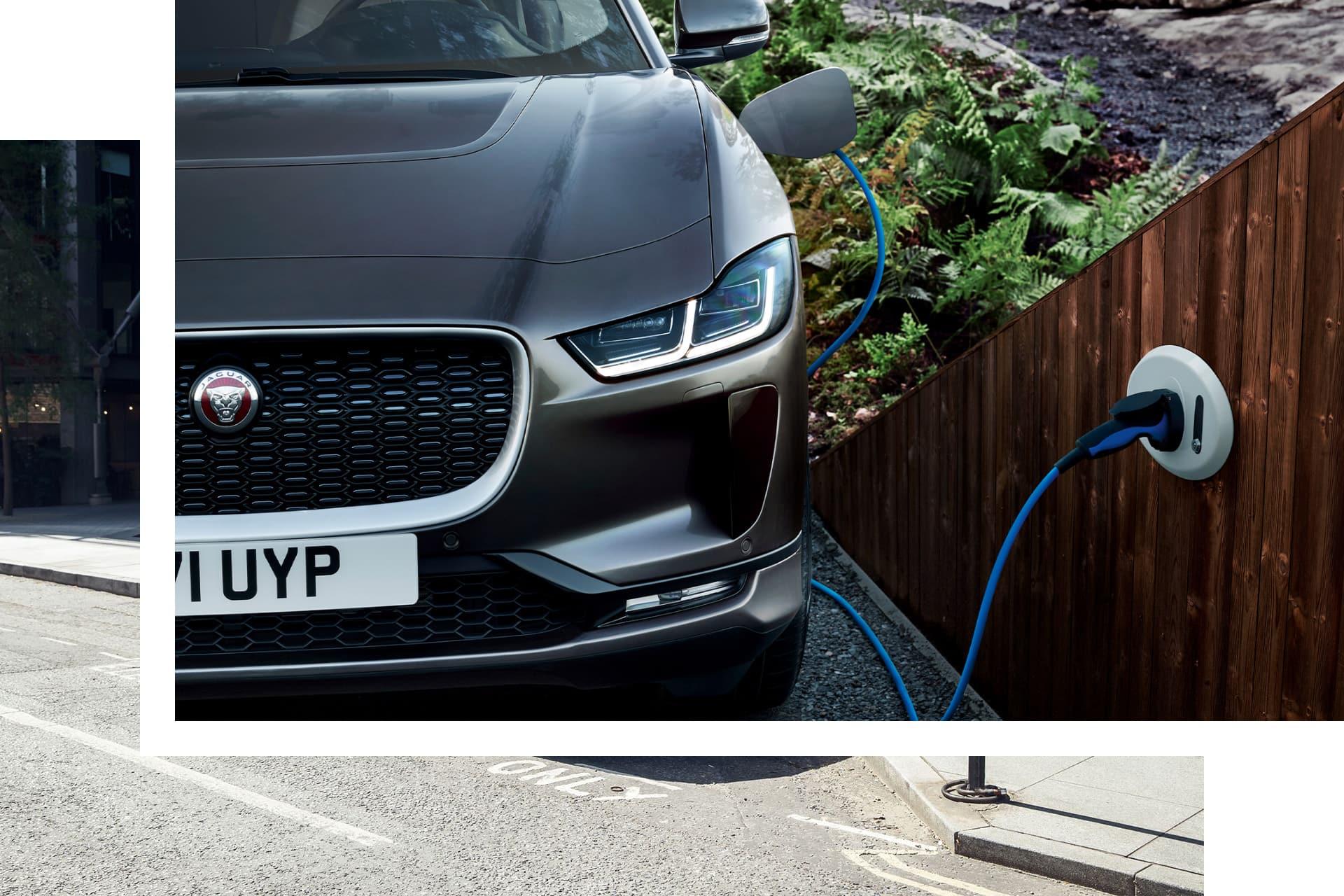 ennoo | Blog | Jaguar I-PACE | Reichweite und Ladezeiten