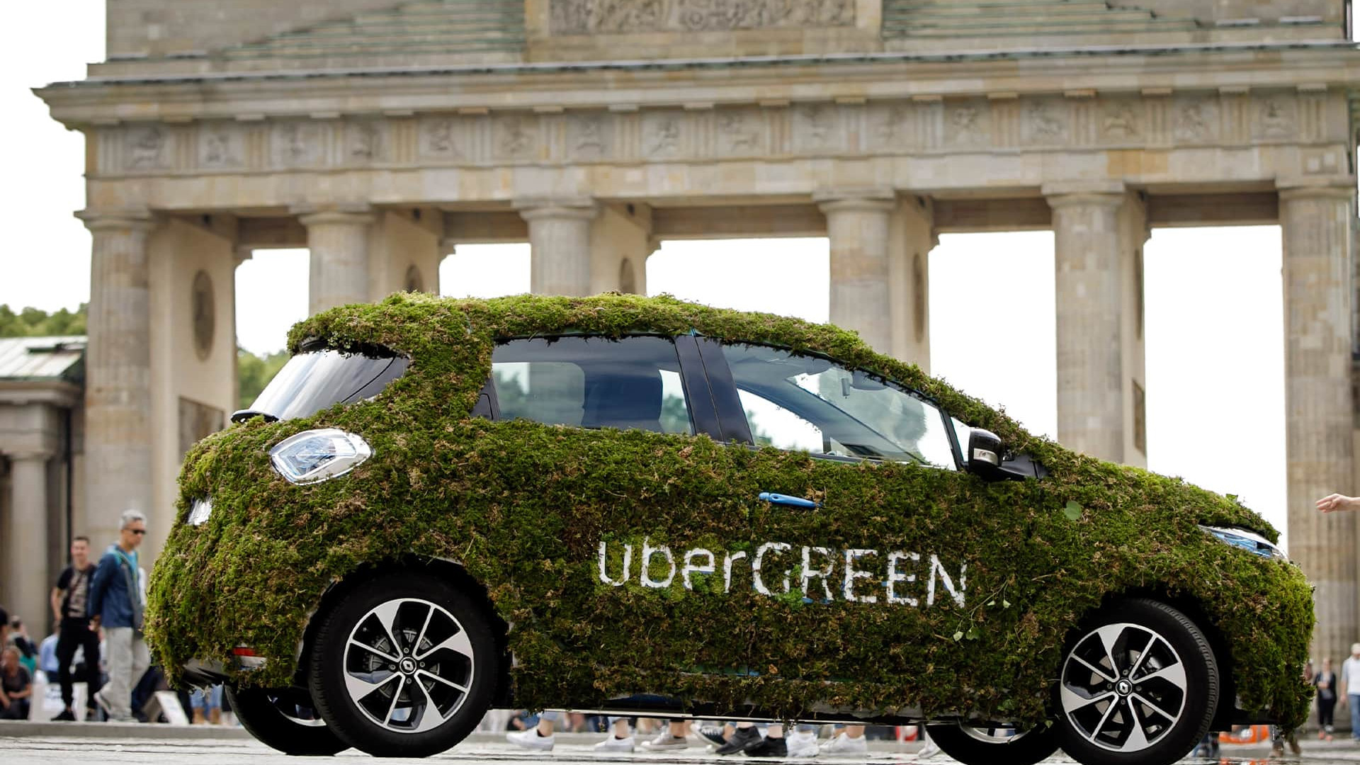 ennoo | Blog | Uber Green Launch Header