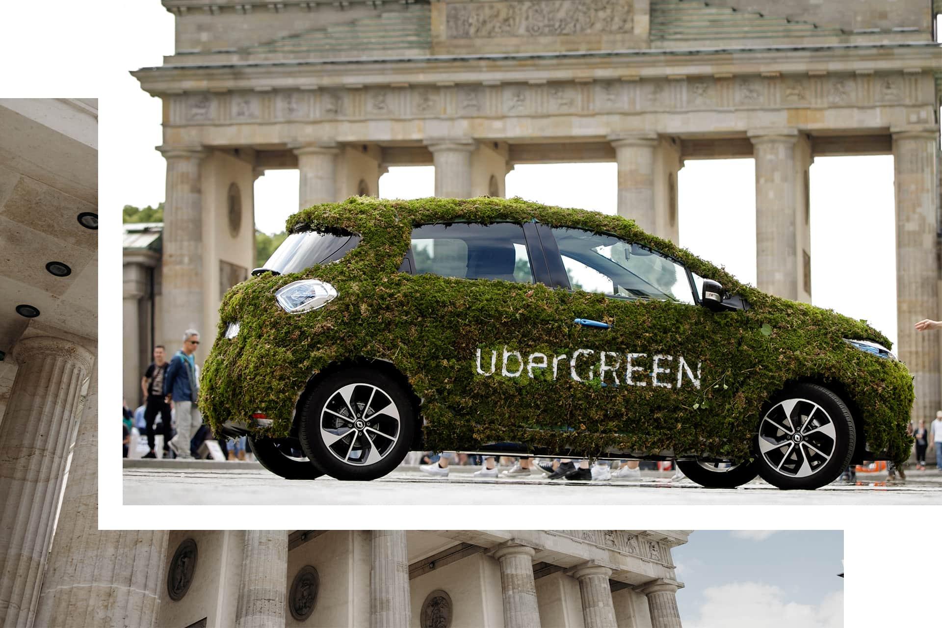 ennoo | Blog | Uber Green Launch