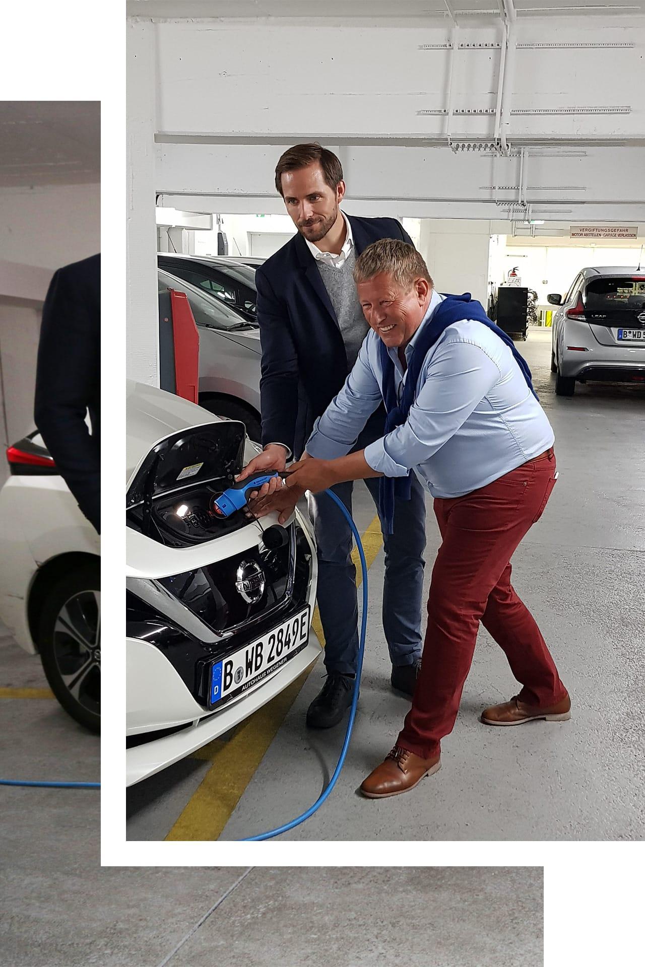 ennoo | Blog | Uber Green Launch | Thomas Mohnke